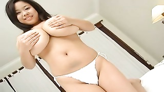 Japanese With Big Boobies Posing