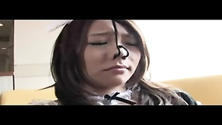 Japanese Chicks Love To Gag On Lots Of Chisels