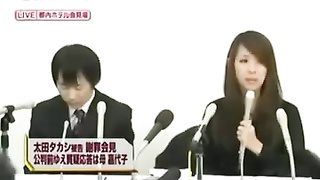 TV Sex Press Conference-by PACKMANS-Japanese