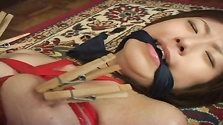 BDSM Asami Fragment Four Paraffin Wax  Play