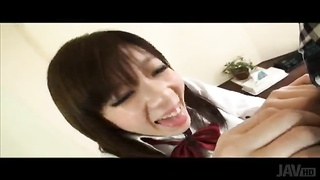 Slender Japanese Girl Providing A Head In Exactly The Movie By Jav HD