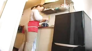 Japanese Housewife Fucked Hard