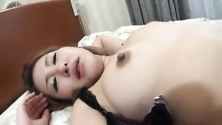 Blondy Japanese Stroked And Pulverized