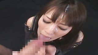 Sociable JAV-Girl Certain Loves Spunk