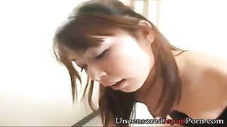 Uncensored Japanese Porn – Doctors Office Sex With Teen Idol