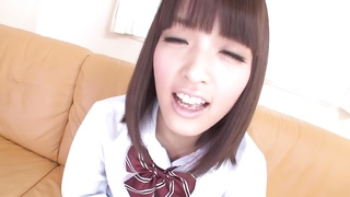 Good Japanese Dame Rin Yuzuki In Savage JAV Uncensored Teen Episode