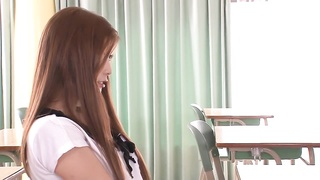 Exquisite Japanese Dame Nozomi Nishiyama In Lovable JAV Uncensored Cream Pie Episode
