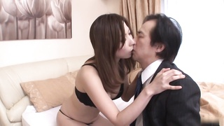 Fascinating Japanese Prostitute Mirei Yokoyama In Crazy JAV Uncensored Deepthroat Blowjob Movie
