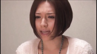 Sexy Japanese Babe Is Gargling His Scrumptious Hard Pole