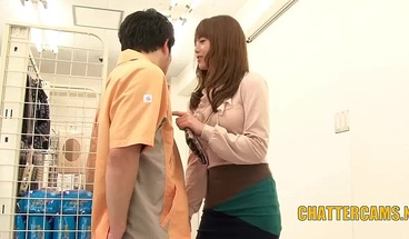 Japanese BDSM Teen Bullying Shy Shopkeeper