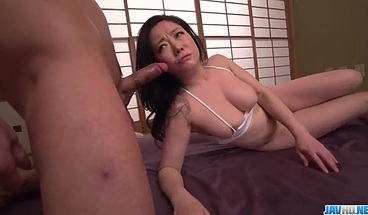 Shino Izumi Throats Man´s Cock Before – More At Javhd Net