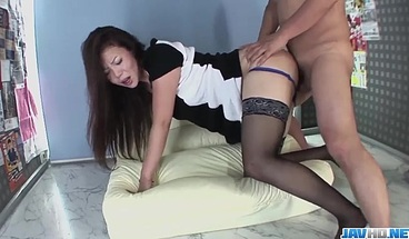 Hitomi Sakurai Feels The Pussy Well Pump – More At Javhd Net