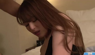 Miku Ohashi Tries Long Cock Inside Her – More At Javhd Net