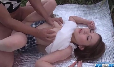Complete Outdoor Porn With Sexy Mao – More At Javhd Net