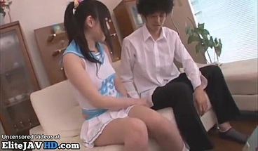 Japanese 18yo Tiny Schoolgirl Rough Deepthroat