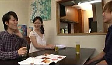 Japanese Porn - Japanese Mother Is Caught By Friend Son